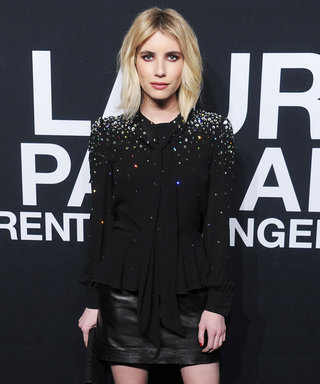 What Emma Roberts Is Reading These Days