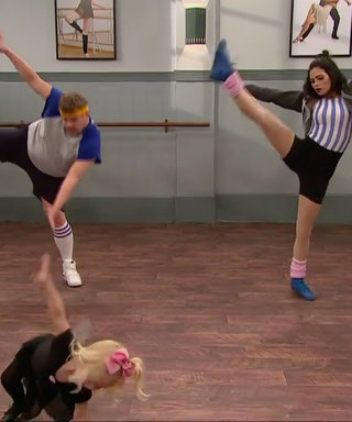 Watch Dancing Pro Jenna Dewan Tatum Get Choreographed by Adorable Toddlers