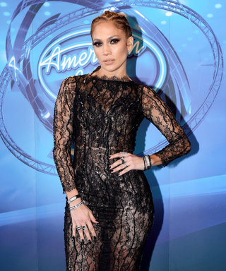 J.Lo Stuns in a Sheer Dress and Cornrows on American Idol—Here's How to Replicate the 'Do