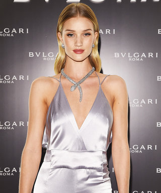 Rosie Huntington-Whitely Talks Her Love of Snakes, Liz Taylor, and Bulgari