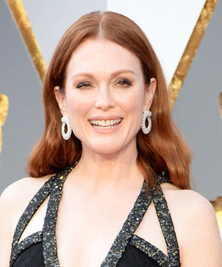 Julianne Moore Wows in Chanel for the Second Oscars in a Row