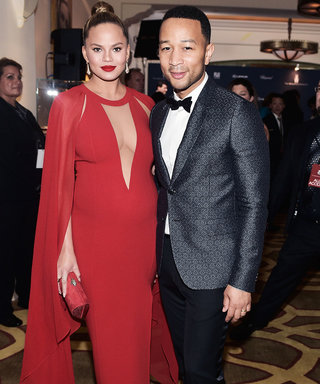 John Legend and Chrissy Teigen's Daughter Luna Looks Just Like Them in New Snap