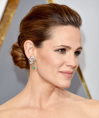 Jennifer Garner's Oscars Updo Is Serious #HairGoals