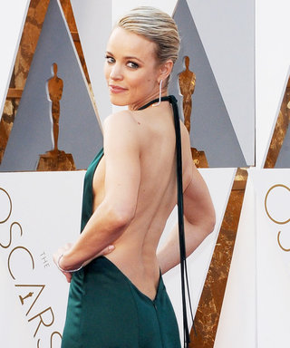 How Low Can You Go? Stars Take the Plunge with Their 2016 Oscars Gowns