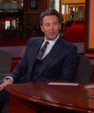Watch Ben Affleck Sneak Matt Damon onto Jimmy Kimmel Live!—Under His Shirt
