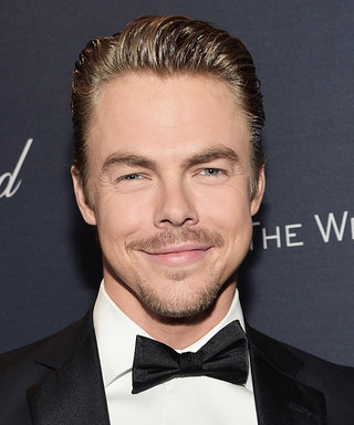 Derek Hough Will Star in Singin' in the Rain on Broadway—Watch a Sneak Peek of His Performance
