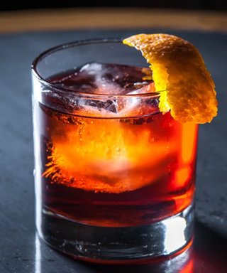 This Simple, Smoky, 4-Ingredient Cocktail Is the Perfect End to a Loooong Week