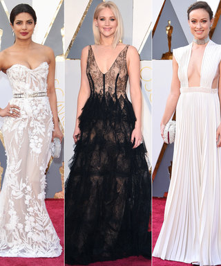 Google's Top-Searched Oscar Dresses Are Not What You'd Expect
