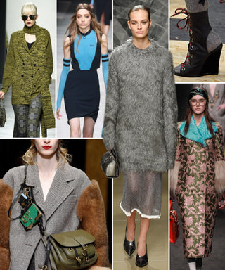 11 Trends and Styling Tricks We Loved From Milan Fashion Week Fall 2016