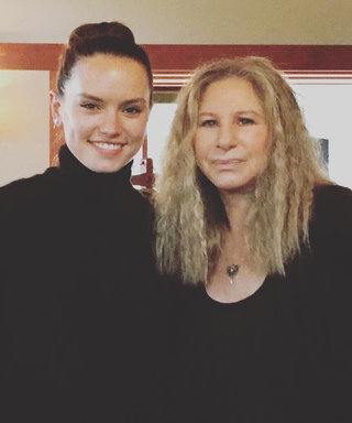 Star Wars Actress Daisy Ridley and Barbra Streisand Recorded Music Together