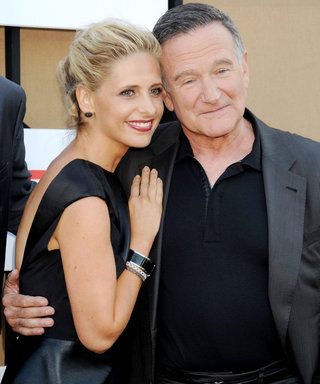 "Sarah Michelle Gellar Snaps Sentimental Shot of the New ""Robin Williams Tunnel"""