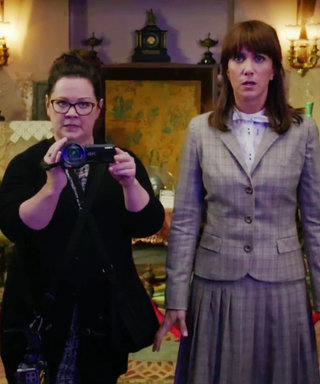 Watch Kristen Wiig and Melissa McCarthy Get Slimed in the First Ghostbusters Trailer