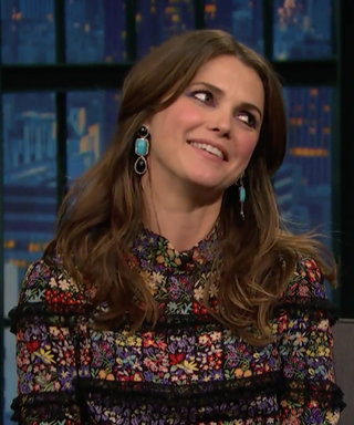 "Expectant Keri Russell Gives the Ultimate Pregnancy Advice: Just Say, ""You're Right"""