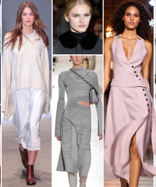 22 Trends + Tricks We Loved From Fall 2016 #NYFW