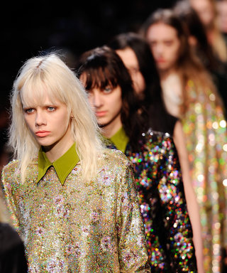 All That Glitters (and a Few That Don't) Stand Out During the Early Days of #PFW