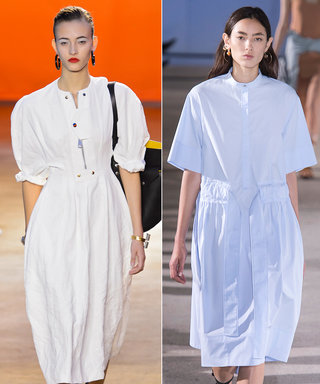 Shop the Spring Trend: Shirtdresses