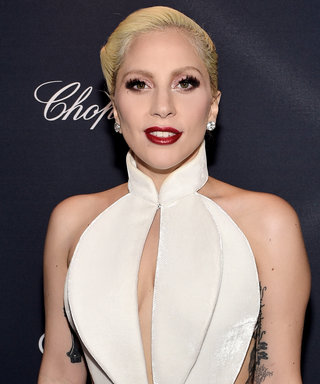 See Lady Gaga's Inspiring New Tattoo