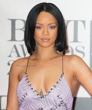 Rihanna and Manolo Blahnik Collaborate on a Shoe Collection