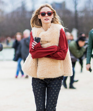 Olivia Palermo Proves Staying Warm and Chic Is Possible With Her Latest Street Style Look