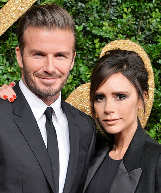 David Beckham Admires Wife Victoria in Emotional Message for U.K.'s Mother's Day