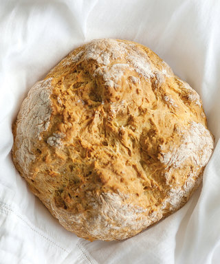 How to Make Traditional Irish Soda Bread with Just 4 Ingredients