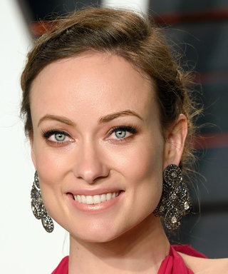 See Olivia Wilde and Her Adorable Son Otis Play with a Cuddly Bunny