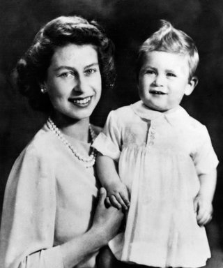 Prince Charles Is a Royally Adorable Toddler in This Home Video From 1949