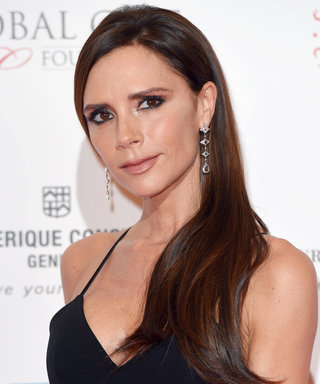 Victoria Beckham Knows Her Way Around a Sewing Machine in This Robe-Clad Instagram