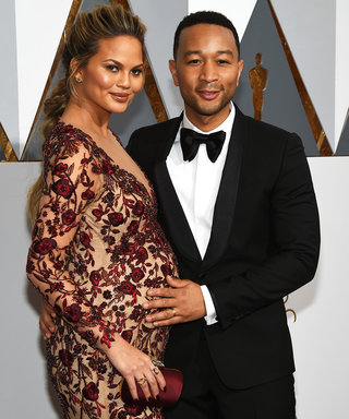 Chrissy Teigen and John Legend Welcome Their First Child—Find Out Her Beautiful Name