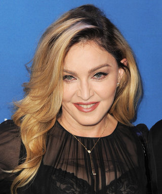 Madonna's All-Black Airport Style Is Proof That Travel Attire Can Be Chic