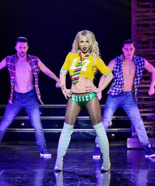 See Three Sexy New Costumes from Britney Spears's Piece of Me Las Vegas Residency Show