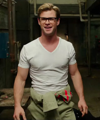 See Chris Hemsworth as a Hunky Receptionist in the New Ghostbusters Trailer