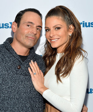 Maria Menounos Gets Engaged to Longtime Beau Live on The Howard Stern Show