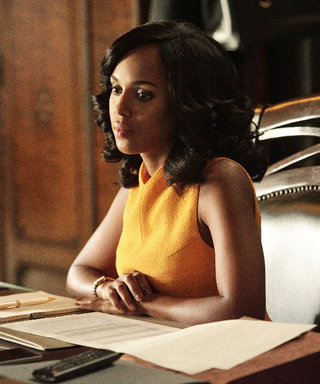 Scandal Fashion Recap: The Reason Olivia's Bright Color Streak Continues
