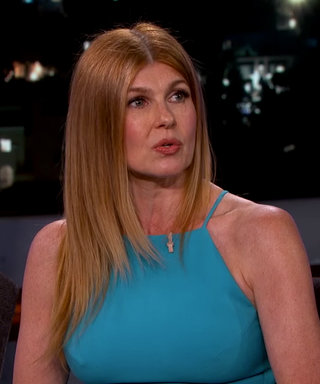 Connie Britton Reveals the Key to Letting Your 5-Year-Old Child Have a Drum Set