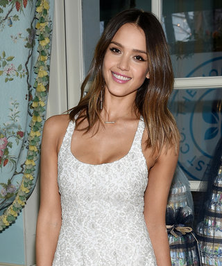 Jessica Alba Looks Ready for Spring at The Honest Company's Latest ...