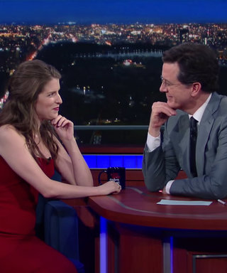 Anna Kendrick and Stephen Colbert Will Melt Your Heart with ThisDuet