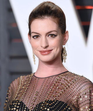 Pregnant Anne Hathaway Keeps It Easy Breezy on Date Night with Adam Shulman