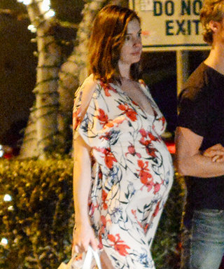 Anne Hathaway's Best Maternity Style Moments