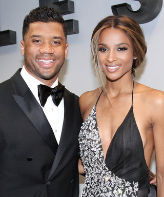 Ciara and Russell Wilson Celebrate Their Engagement with Sexy Photo Shoot