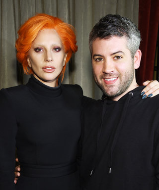 Lady Gaga's Stylist and BFF, Brandon Maxwell, Named a LVMH Prize Finalist