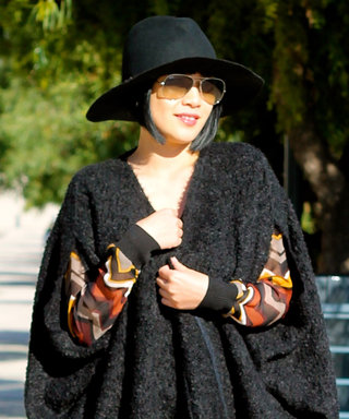 #InspiredByInStyle: See How Reader of the Week Tina Phan Rocks a Wide-Brim Hat