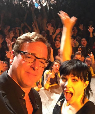 Carly Rae Jepsen and Bob Saget Performed the Fuller House Theme Song Together