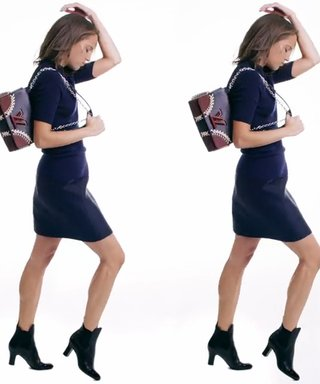 Watch Alicia Vikander Shimmy and Shake in Louis Vuitton's Latest Accessories Campaign