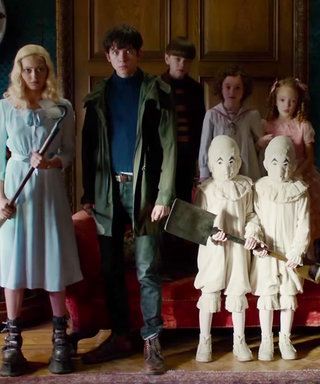 The Trailer for Miss Peregrine's Home for Peculiar Children Will Give You Chills