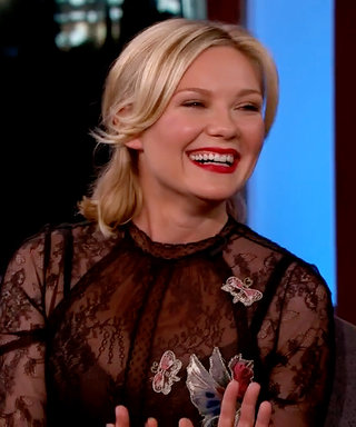Find Out the Unique Way Kirsten Dunst Says Goodbye to the Characters She's Played