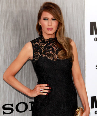 What We Would Like to See Melania Trump Wear if She Is First Lady