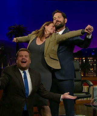 Watch Diane Lane and Paul Rudd Re-Create that Famous Titanic Scene