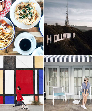 Follow These 4 'Grammers Before Your Trip to L.A.