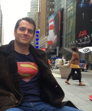 Watch Superman Henry Cavill Hide in Plain Sight in This Hilarious Video